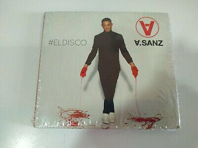 Alejandro Sanz El Disco Eldisco Digipack 2019 - CD Nuevo