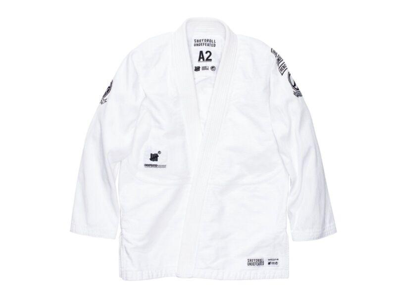 Shoyoroll White A2 Batch #31 UND Kimono UNDEFETED