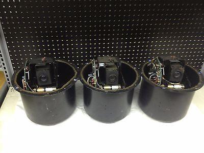 Lot Of 3 Untested Ultrak D1h9d750f Ptz Pan Tilt Security Camera
