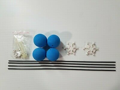 Training Gear Sponge Ball Kit For RC Walkera Trex Align 400 450 Helicopter KDS Helicopter Training Kit