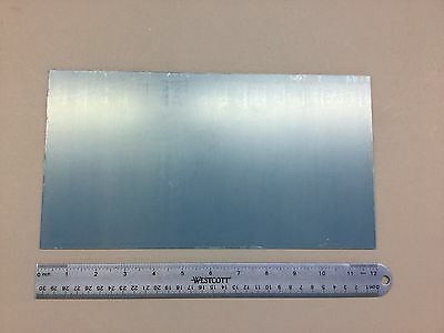 Petg Clear Thermoforming Vacuforming Blanks Plastic Sheets .080 X 5 34 X 12