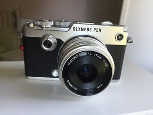 FS: Olympus Pen-F with 17mm 1.8 lens