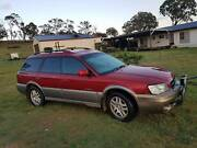 Subaru Outback 2001 - great car, serviced regularly Armidale Armidale City Preview