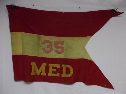 flag1315 US Army Guide on Medical MED 35 original IR42F