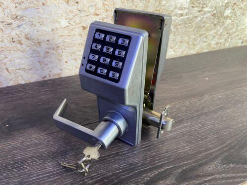 Trilogy Alarm Lock T2 Electronic Digital Keypad DL2700IC26 w/ SFIC Core w/ Keys