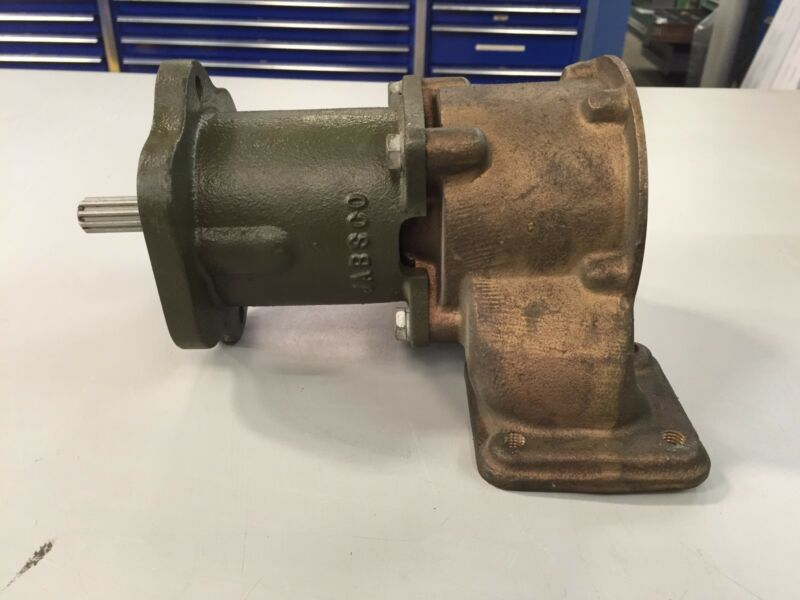 "Jabsco Raw Water Pump w/ 1.5"" Spline drive, for Caterpillar- New Old Stock"