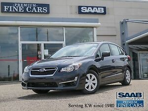 2016 Subaru Impreza One Owner Clean Carproof