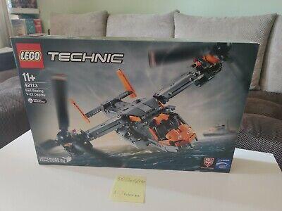 """LEGO TECHNIC 42113 """"BELL BOEING V-22 OSPREY"""" - RARE / CANCELLED - BNIB"""