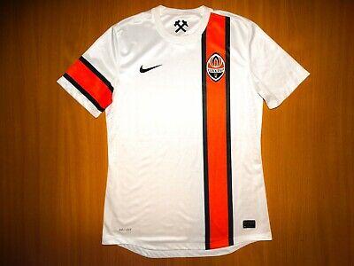 Shakhtar Donetsk 2012 2013 AWAY shirt jersey football NIKE PLAYER ISSUE image