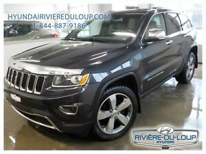 Jeep Grand Cherokee 4 RM, 4 portes, Limited