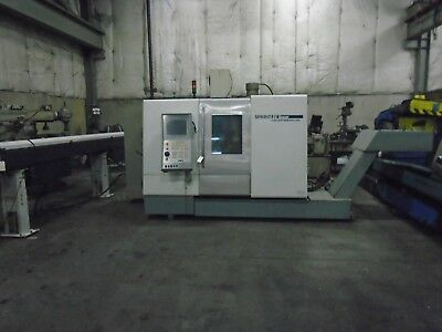 Cnc Swiss Gildemeister 2003 Sprint 32 Liner With Lns Hydrobar 332