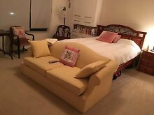 Beautiful 2.5 seater sofa bed Cremorne North Sydney Area Preview