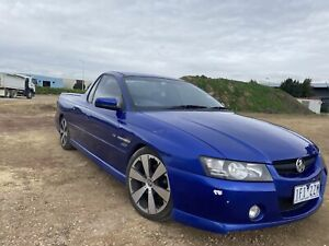 2004 Holden Commodore Ss 4 Sp Automatic Utility