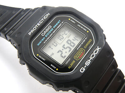Gents Vintage CASIO G-Shock DW-5600C Watch - 200m