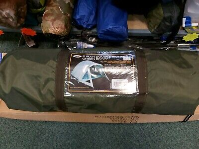NGT 2 Man Double Skin Bivvy Fishing Tent Shelter