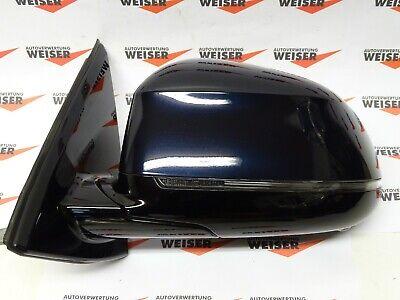 Außenspiegelgehäuse Kappe links für BMW 6341887 Alkar