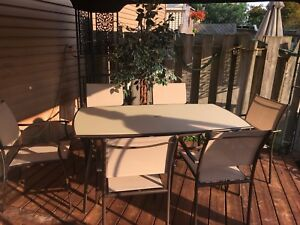 IKEA outdoor patio set