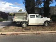 Toyota hilux 4x4 3.0 SR TD 2007 Page Belconnen Area Preview