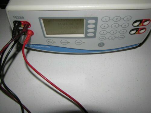 FISHER SCIENTIFIC ELECTROPHORESIS POWER SUPPLY MODEL FB3000