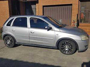 2004 Holden Barina 5 Door, XC Series Clayton South Kingston Area Preview
