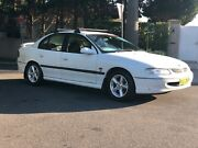 1999 Holden Commodore Acclaim 4d Sedan - tow ball, roof racks Rose Bay Eastern Suburbs Preview