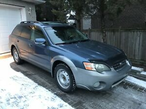 2005 outback-1500$-besoin reparation