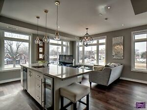 STUNNING 2Bdrm 2Bath +Den Condo For Sale - Aldershot, Burlington