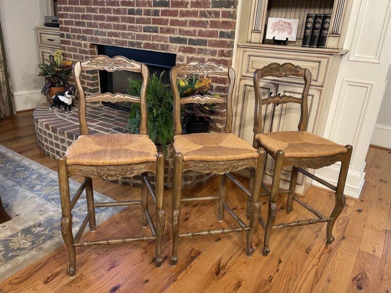 Set Of 3 Habersham bar stools