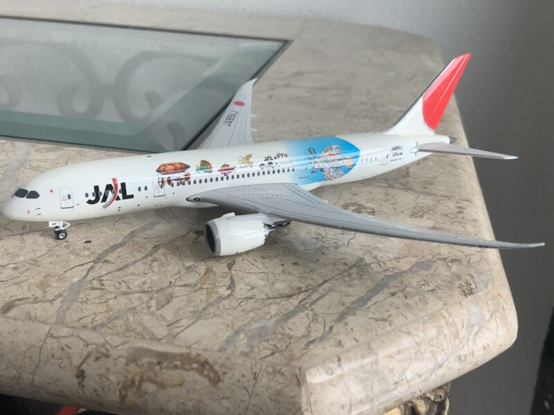 phoenix models 1:400 787 Japan Airlines(JAL) *Limited Edition*