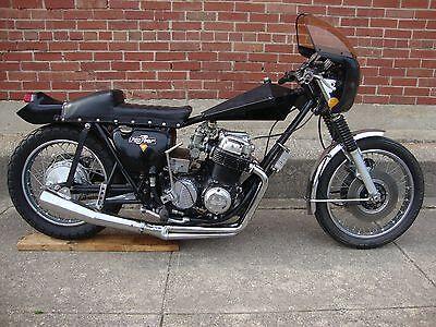 1973 Honda Cb750 Project Rc Engineering Digger Drag Bike