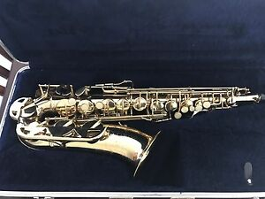 CONN alto saxophone good condition cost $1450 sell $550 Inglewood Stirling Area Preview