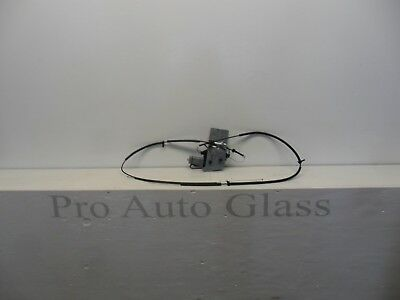 OE Rear Power Sliding Back Window Glass MOTOR & CABLES 2005-2007 Ford F250-F750