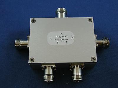 Rf 4 Way Power Splittercombiner 2.4ghz N Female
