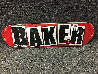Baker Brand Logo Deck