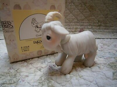 MIB Precious Moments Nativity Goat E2364