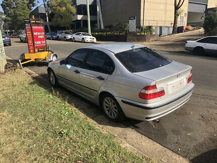 BMW E46 318i 2004 automatic now wrecking entire car!! Northmead Parramatta Area Preview