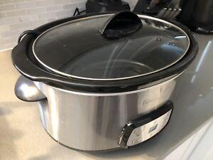 Black and decker crock pot