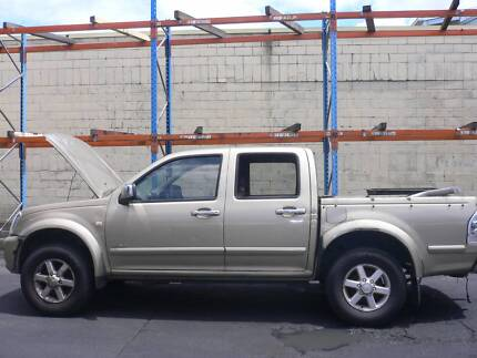 Holden Rodeo Dual Cab Ute 2003 Automatic Now Wrecking For Parts
