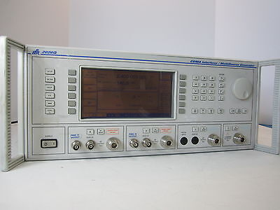 Aeroflex Ifr 2026q Opt 3116 Cdma Interferer Multisource Generator