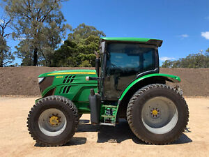 John Deere 6105R  FWA/4WD Londonderry Penrith Area Preview