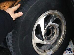 Chevy blazer/Sonoma/gmc jimmy/s10 wheels
