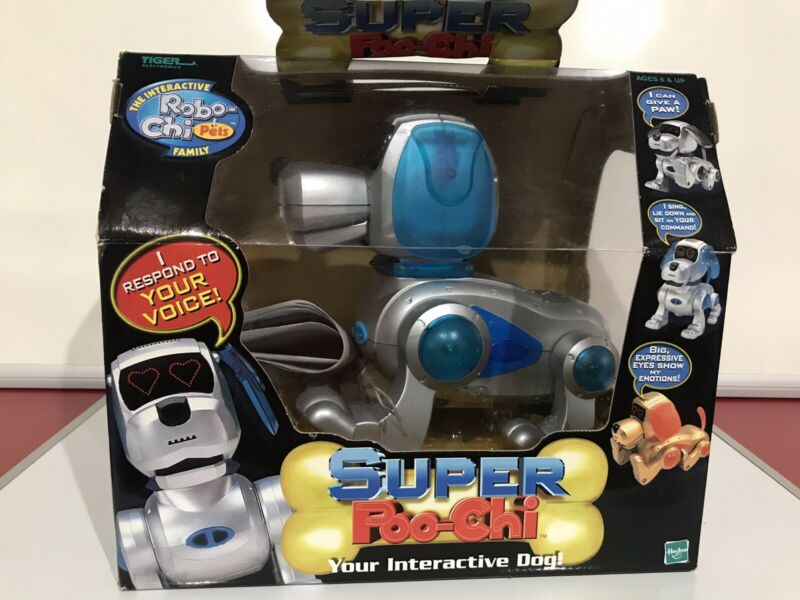 Super Poo-chi Your Interactive Dog