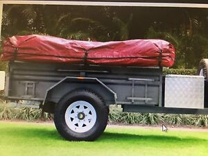 Camper trailer Mindarie Wanneroo Area Preview