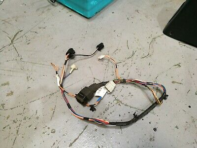MG ZR DOOR WIRING LOOM YMM002100  DRIVERS OSF FRONT