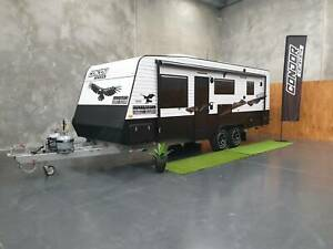**NEW 2019** 23FT CONDOR 2 BUNK FAMILY VAN WITH ENSUITE & EXTRAS Epping Whittlesea Area Preview