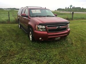 2007 Suburban fully loaded