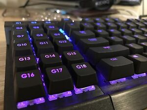 Corsair Gaming K95 RGB LED Mechanical KeyboardCherry MX RED