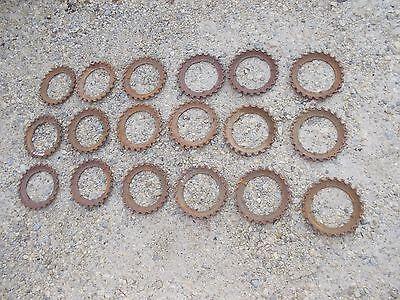 1 Used B10853b Steel Cast Iron John Deere Planter Bean Seed Plate B 10853 B