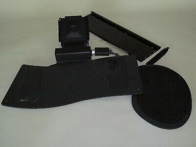 Humanscale 5gsm 381r Platform Ergonomic Curved Keyboard Tray 18 Track
