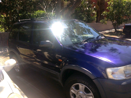 FORD ESCAPE BACKPACKERS CAMPER VAN 4WD WAGON